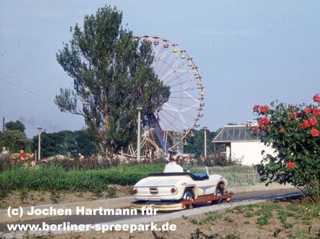 kulturpark-plaenterwald-kinderautos-vor-riesenrad