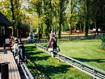 "Pferdereitbahn ""Kentucky Ride"""