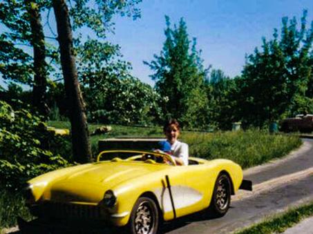 """Autofahrt """"Monte Carlo Drive"""""""