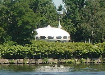 """UFO """"Futuro 13"""""""
